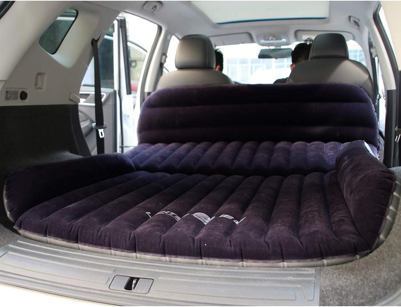 SYH01 SUV Inflatable with Air Pump Travel Camping MoistureProof pad Car Back SeatOutdoor Travel Car Sleeping Air Mattress