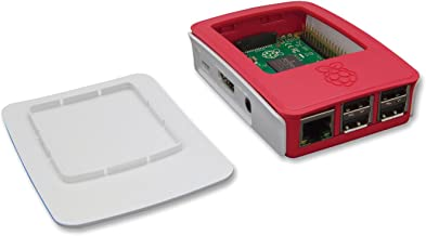 Raspberry Pi Engineers Guild Pvt Ltd Official Raspberry Pi Case (for Raspberry Pi 3 Model B Only)