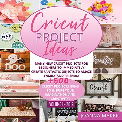 Cricut Project Ideas cover art