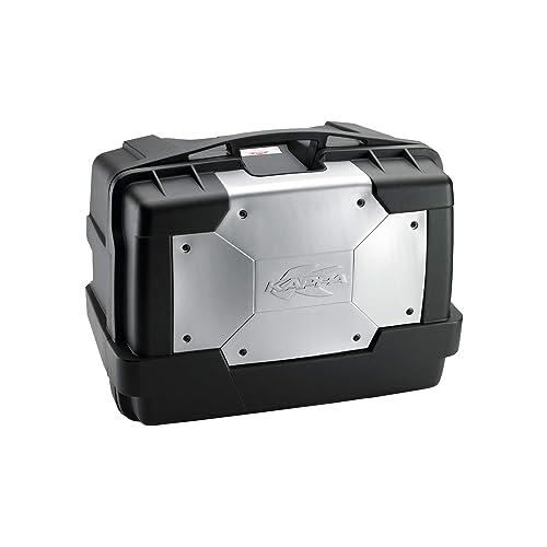 Givi KGR46 Garda, 1 Compartiment, 46 L de Volume, également utilisable comme Une Valise latérale, 10 kg de capacité Max. de Chargement