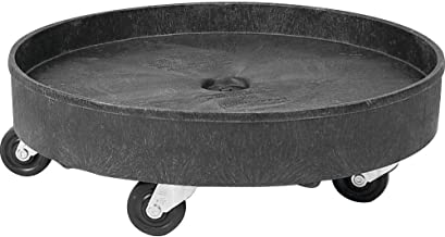 Rubbermaid Universal Drum Trash Can Dolly