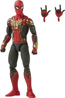 Marvel Legends Series Integrated Suit Spider-Man, Figura de 15 cm e Acessórios - F3018 - Hasbro