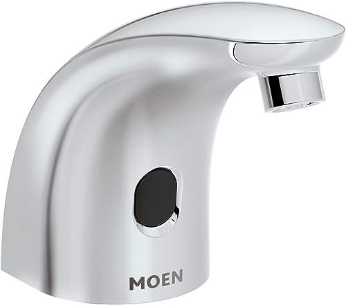 wholesale Moen 8558 M-Power popular Commercial Deck Mounted Touchless Hands-Free outlet online sale Foam Soap Dispenser, Chrome outlet online sale