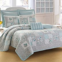 Twin Quilt Set (Laura Ashley Everly)
