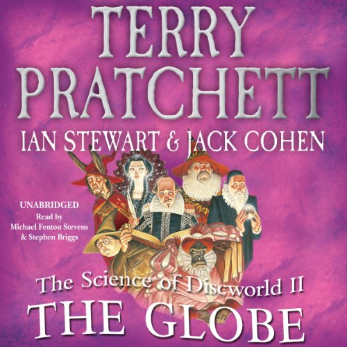 The Science of Discworld II: The Globe audiobook cover art