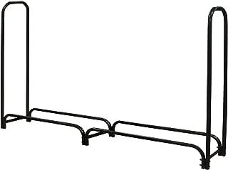Landmann USA 82434 holder01 Log Holder Outdoor, 8 feet, Rack with Cover