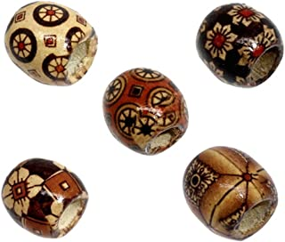 Best hand painted beads Reviews