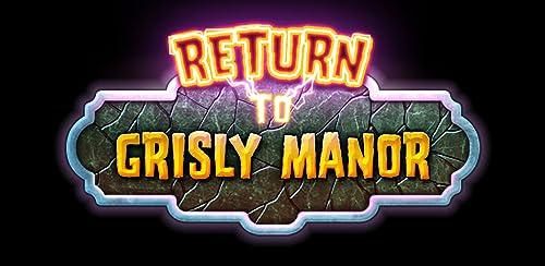 『Return to Grisly Manor』の11枚目の画像