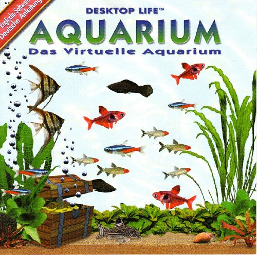 Gebraucht: Desktop Life - Aquarium - Das virtuelle Aquarium - 3DO