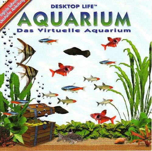 Gebraucht: Desktop Life - Aquarium - Das virtuelle Aquarium - 3DO