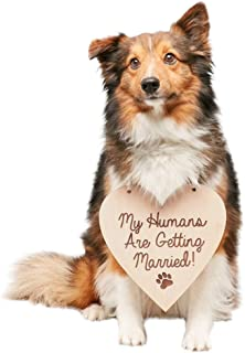 Best my humans are getting married sign Reviews