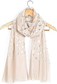 glitter scarves uk
