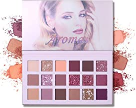 Nude Eyeshaow Palette 18 Colors Matte Shimmer Rosy Berry Blending Eye shadow Pallet Waterproof Pigmented Daily Eyeshadows Gift Makeup