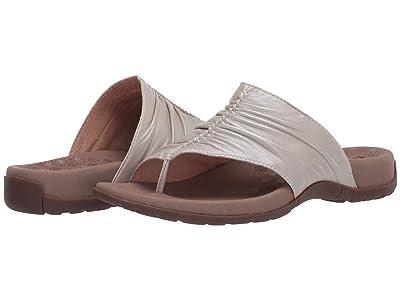 Taos Footwear Gift 2 (White Pearl) Women