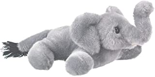 Wildlife Tree 7 Inch Elephant Finger Puppets Stuffed Animals