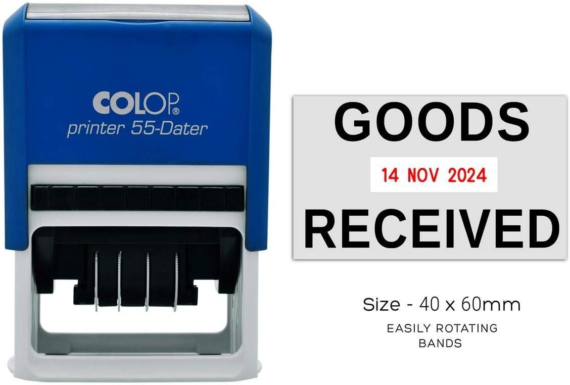 PrintValue Yen Icon COLOP R12 Symbol of Saturn Self Inking Rubber Stamp Teacher Mini Hand Stamp