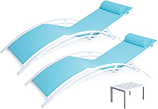 Best outdoor chaise lounge on sale Reviews