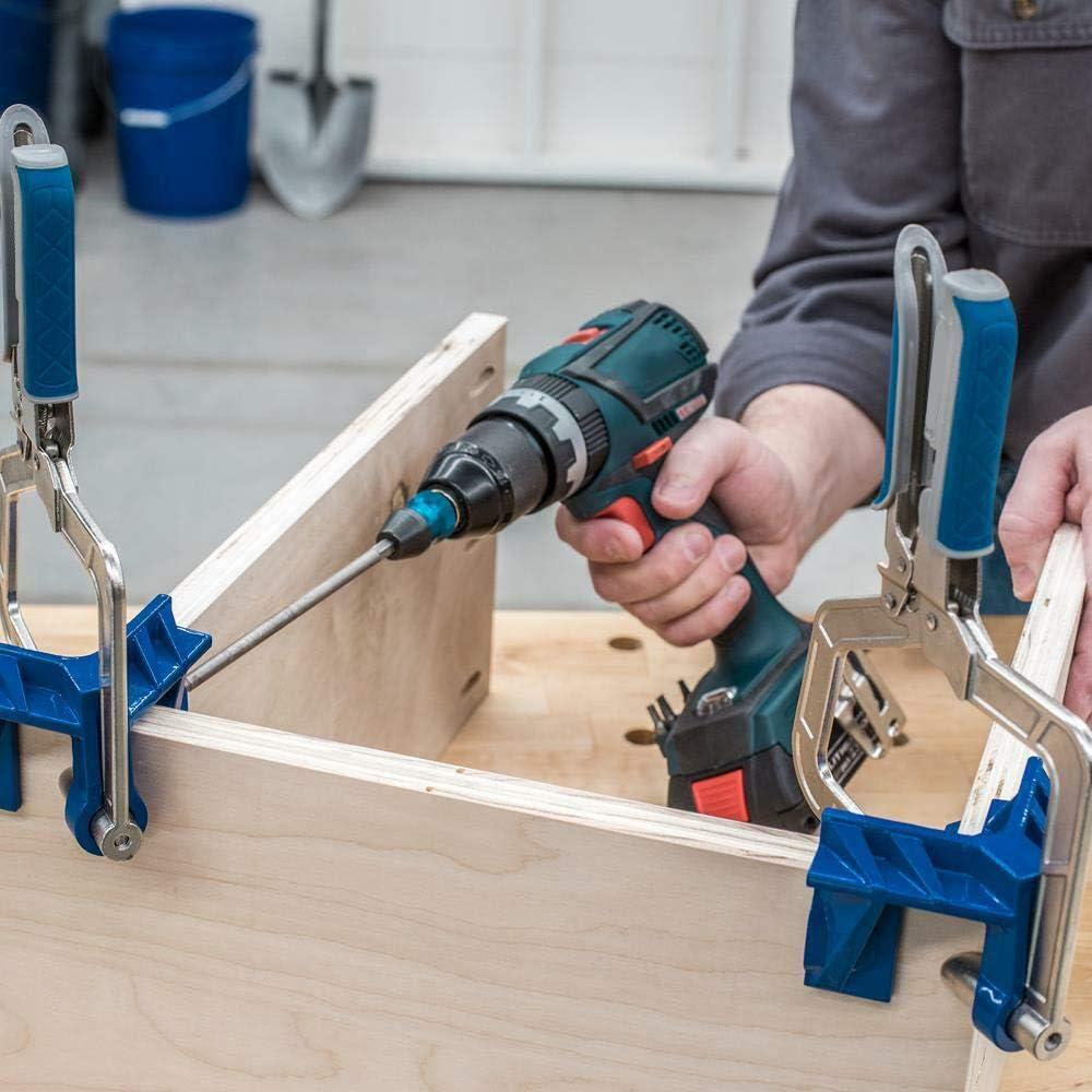 automatisch verstellbar Tischler Maschinenbau Bilderrahmen 90 Grad Eckklemme 2 St/ück Schwei/ßen 90 /° rechtwinklige Klemmen Werkzeuge f/ür Holzarbeiten
