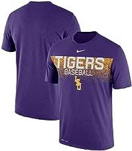 lsu tigers baseball shirts