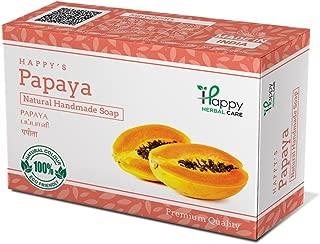 Happy Herbal Care Papaya Natural Soap 75G