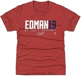 500 LEVEL Tommy Edman St. Louis Baseball Kids Shirt - Tommy Edman Elite