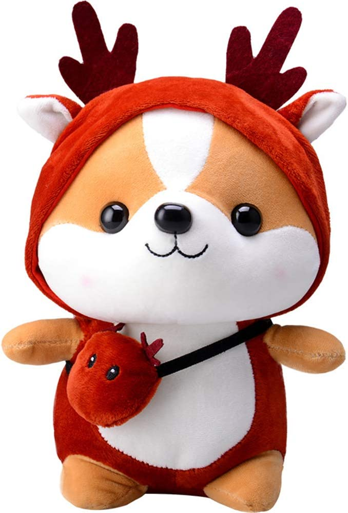 DENTRUN Squirrel Stuffed Animals Cheap mail order shopping Cute Toys for Doll Plush Be super welcome Play