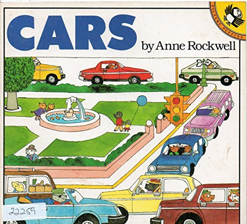 Cars (Picture Puffin) [Paperback] [Jan 01, 1988] Anne Rockwell