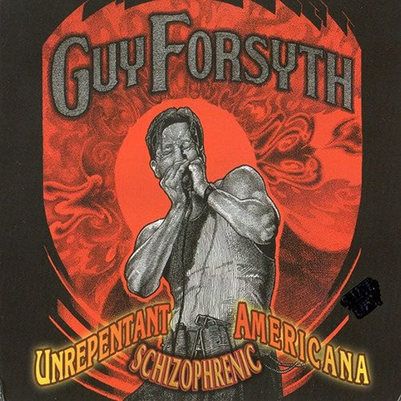 Unrepentant Schizophrenic Americana