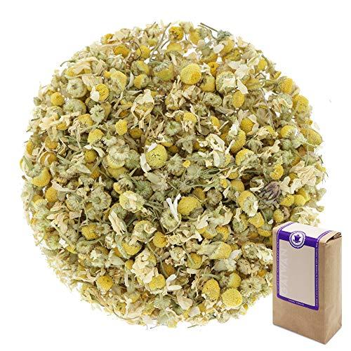 Num. 1428: Te de hierbas organico \Flores de manzanilla\ - hojas sueltas ecologico - 250 g - GAIWAN® GERMANY - manzanilla de la agricultura ecologica en Alemania