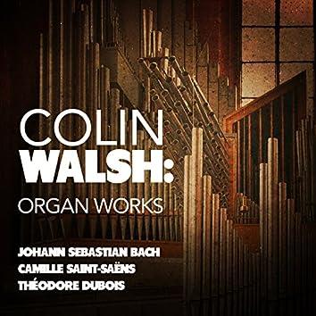 Colin Walsh: Organ Works