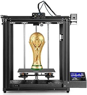 3D BAZAAR.IN Ender 5 Pro M 3D Printer Upgrade Silent Mainboard Metal Extruder Frame with Capricorn Bowden PTFE