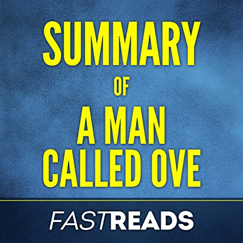 Summary of A Man Called Ove audiobook cover art