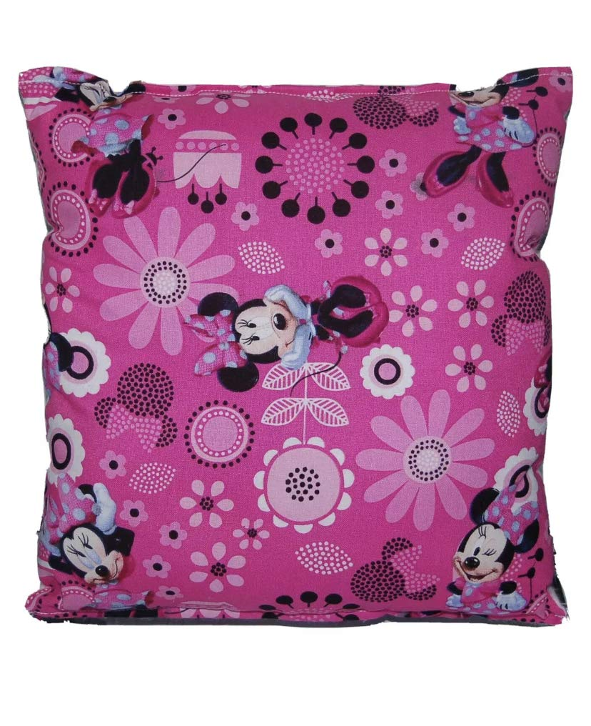 Minnie Mouse Sale Special Price Pillow Spring Flowers All Our Opening large release sale Pillows