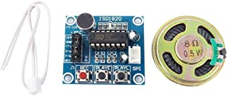 Toys&Hobbies ISD1820 Sound Recording Playback Module with Loudspeaker