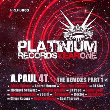 4T - The Remixes Vol. I