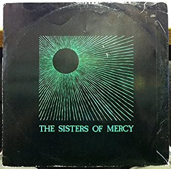 The Sisters Of Mercy Temple Of Love vinyl record