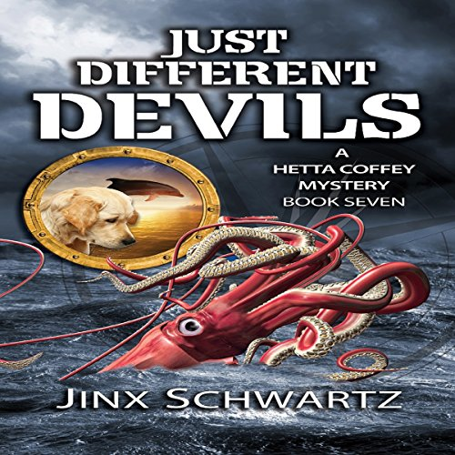 Just Different Devils     Hetta Coffey Series, Book 7              By:                                                                                                                                 Jinx Schwartz                               Narrated by:                                                                                                                                 Stevie Puckett                      Length: 8 hrs and 40 mins     17 ratings     Overall 4.8