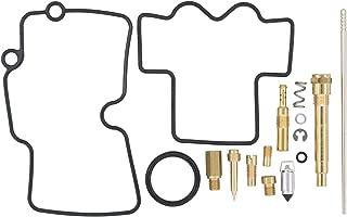 NewYall Carb Carburetor Rebuild Repair Kit for Kawasaki KX250F 2004-2008 Suzuki RMZ250 2005-2006