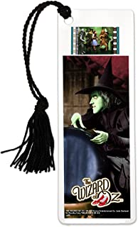 FilmCells Wizard of Oz (Wicked Witch) Bookmark with Tassel and Real 35mm Film Clip