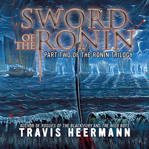 Sword of the Ronin audiobook cover art