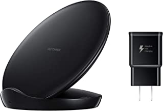 Samsung Qi Certified Fast Charge Wireless Charger Stand...