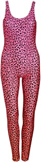 Leopard Pink Unitard Jumpsuit Catsuit Top Playsuit Womens Animal Print Tumblr Fashion Tumblr Festival