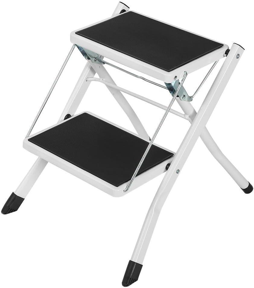 At the price AYNEFY Anti- Slip Little G_iant 2 Tread Safety Foldi Step Ladder Now on sale