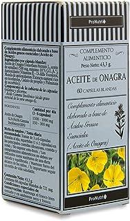 PRONUTRI - PRONUTRI Aceite de Onagra 60 cápsulas blandas