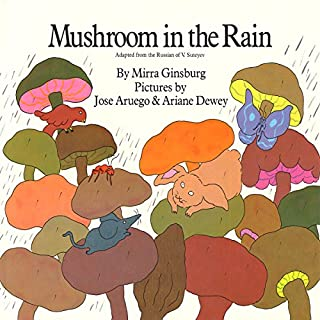 Mushroom in the Rain audiobook cover art