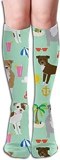 9fa1a9cd5301d best gift Pitbull Beach Summer Dog Breed Pet Lover Pibbles Mint Men's  Women's Cotton Crew Athletic