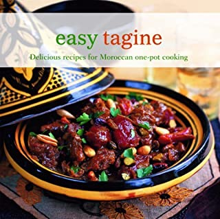 Easy Tagine: Delicious Recipes for Moroccan One-Pot Cooking by Ghillie Basan (2015-04-05)