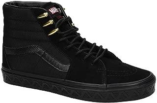 Vans Unisex-Adult Classic Slip-On Classic Slip-on(tm) Core Classics Black Size: 6.5 Women/5 Men
