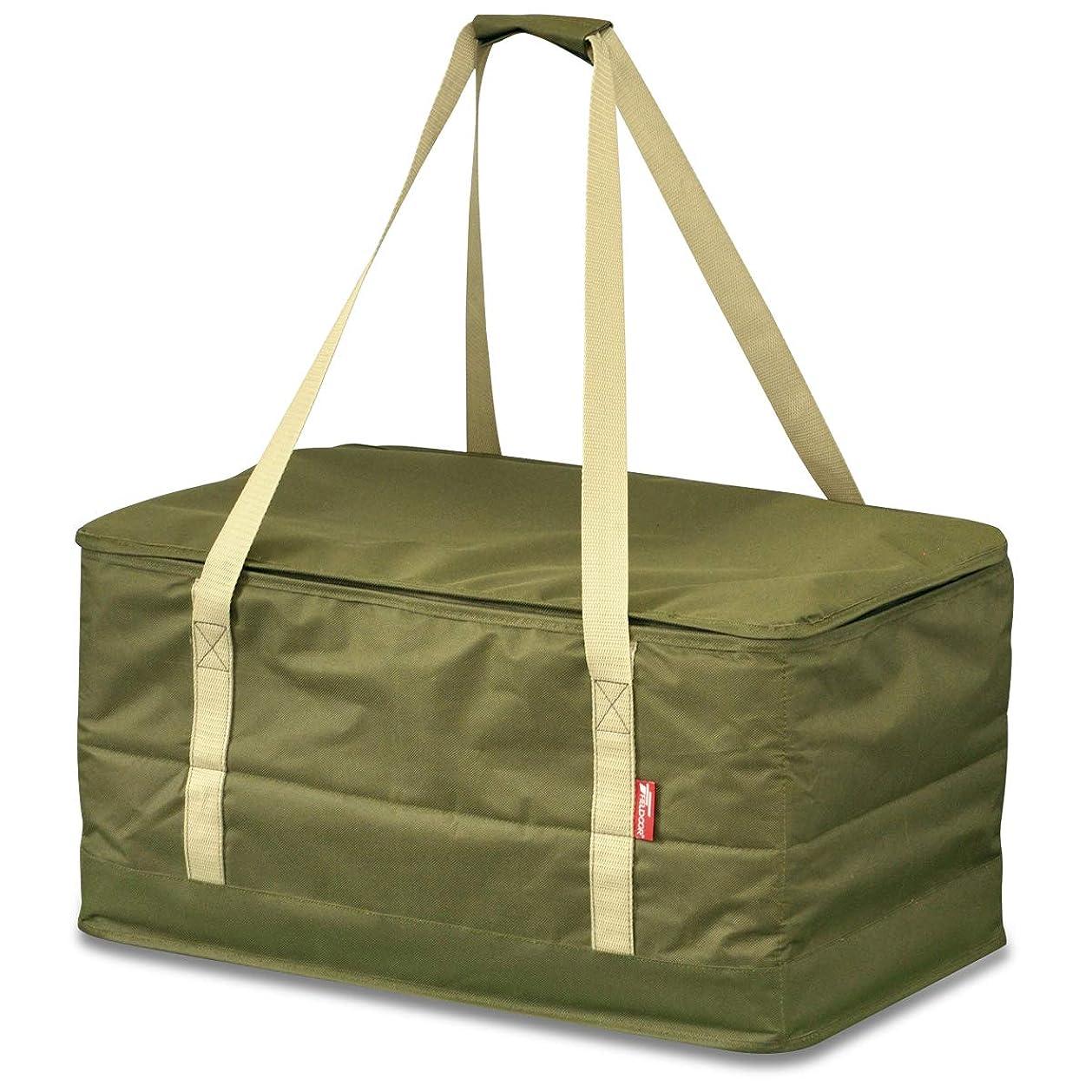 取り出す興奮仕事FIELDOOR マルチツールボックス ペグケース 40cmペグも収納可能 仕切り付 折りたたみ 道具入れ 小物入れ キャンプ用品 ツールバッグ …