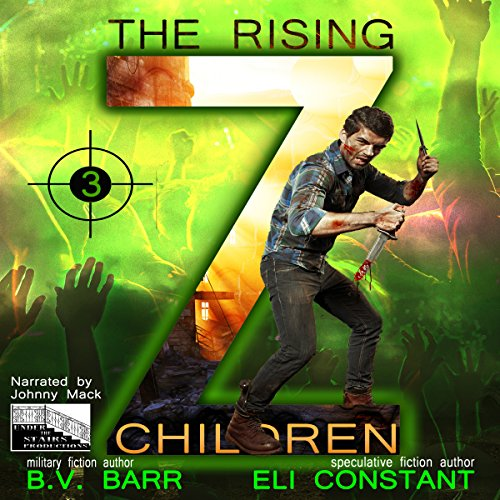 Z Children: The Rising audiobook cover art